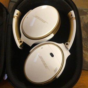 BoseQuietComfort 35 II降噪耳机