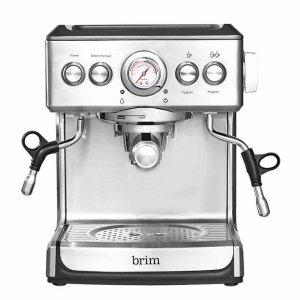 $259.99Brim 意式半自动浓缩咖啡机