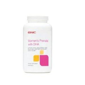 折后$7.64GNC 孕期营养素 添加DHA