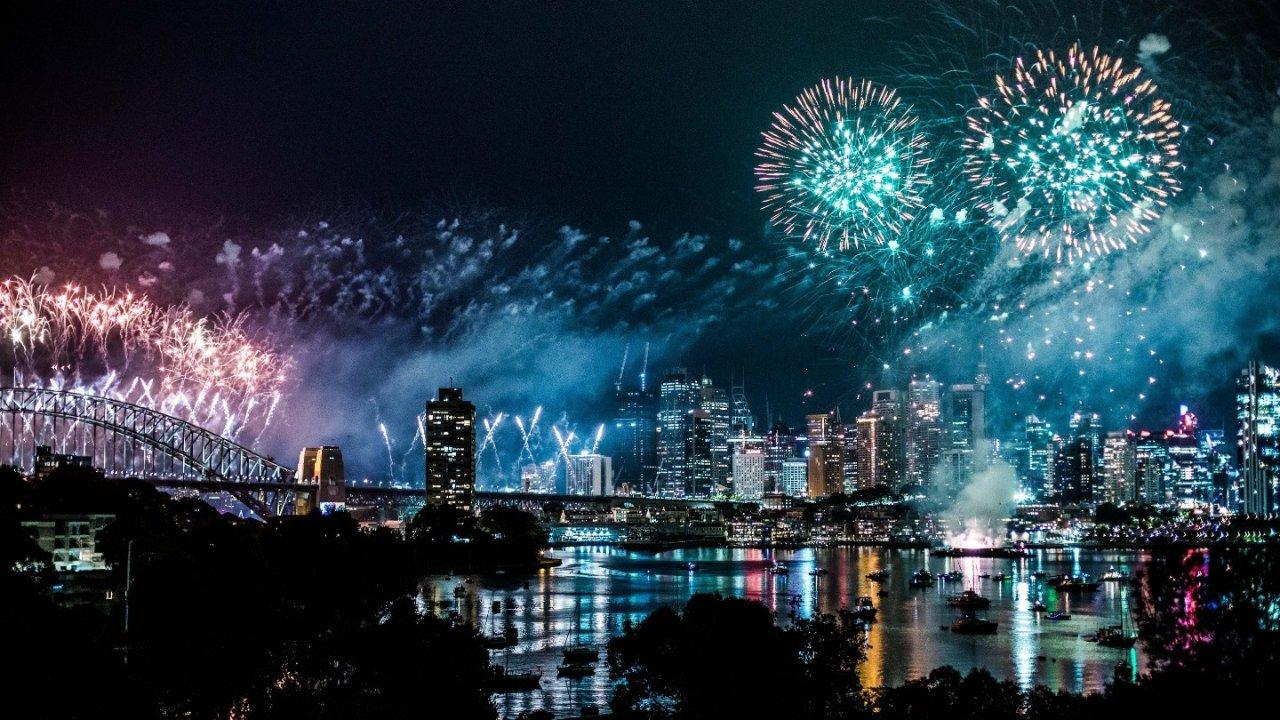 跨年烟火最佳观赏地 | 纽约,奥兰多和拉斯维加斯最美跨年烟火观赏指南