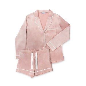 laze wear 粉色睡衣