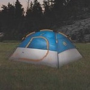 80% OFF $24.98($129.99)Coleman Flatiron 4-Person Instant Dome Tent