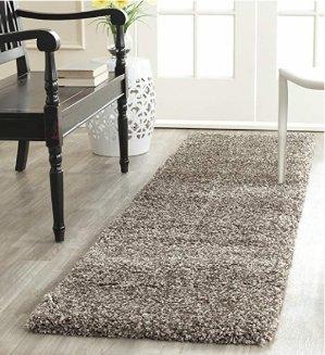 $16.79Safavieh 毛绒地垫 装饰地毯 2' x 4'