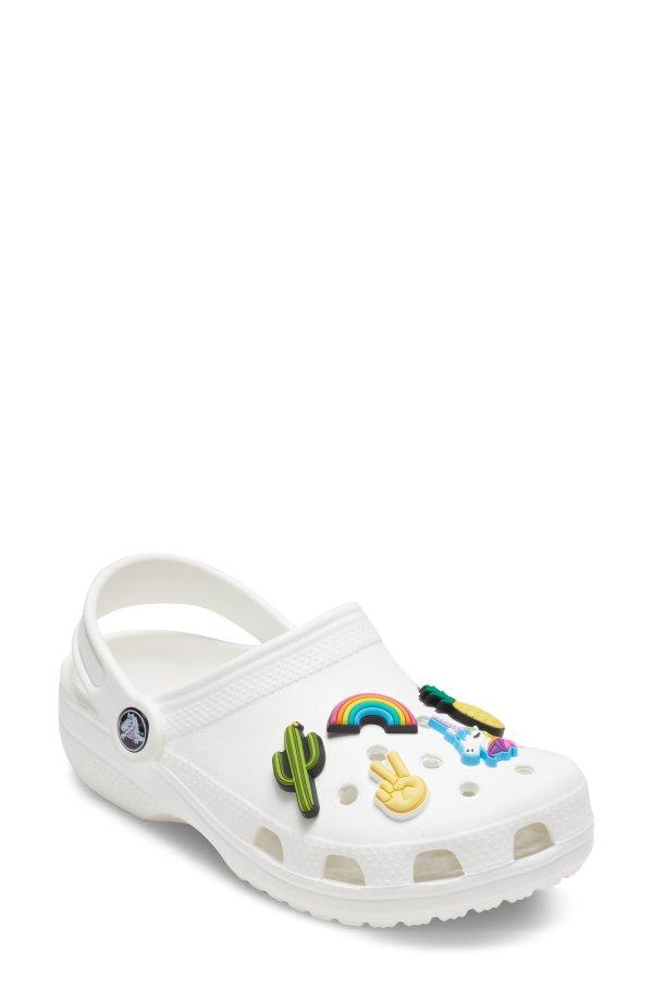 洞洞鞋装饰5个