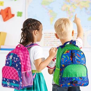 低至5.2折Stephen Joseph, Babymel, BUILT 等儿童返校背包、便当包、餐具等优惠