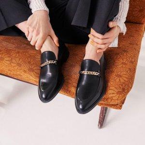 4折起+叠8折!€41收马丁凉鞋Mirapodo 全场大促 捡漏价收coccinelle、勃肯、Dr. Martens