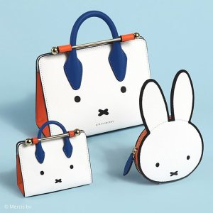 New ArrivalsStrathberry X Miffy Collaboration