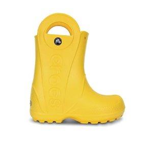 两双$35包邮 收雨靴闪购:Crocs官网 童鞋热卖