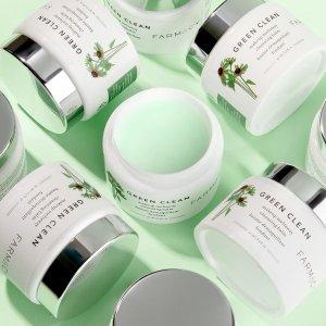 低至8折 $27.2收绿色卸妆膏Farmacy 纯天然护肤产品促销 绿色保护着你