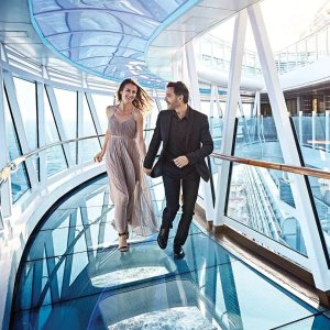 $899起 移动的海上玻璃栈桥不试试?7天 阿拉斯加内侧水道邮轮 公主邮轮
