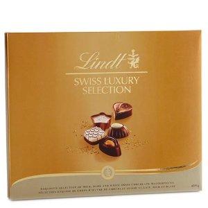 经典瑞士混合口味巧克力礼盒 40颗装