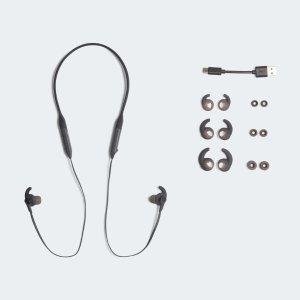 Adidas黑色耳机