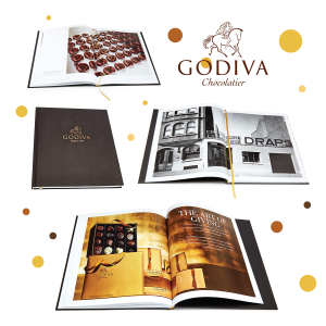 Last Day: FREE 90th Anniversary Coffee Table BookGodiva Single's Day Deal Purchase over $50