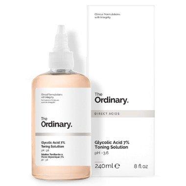 乙醇酸7%去角质化妆水 240ml