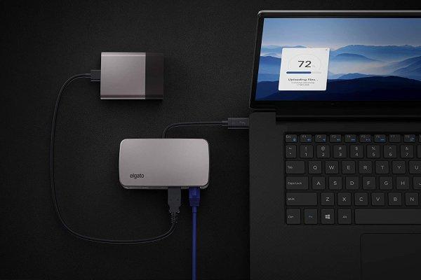 雷电3 扩展坞 千兆网口 USB3.0