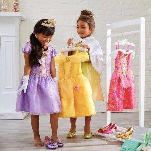 仅3天! 低至6折+额外8折 毛绒玩偶$10起迪士尼官网 公主娃娃、星战系列、玩具总动员系列等玩偶折上折