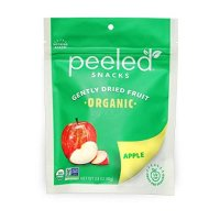 Peeled Snacks 有机苹果干 2.8盎司