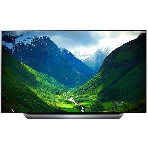 $1849LG OLED C8 65吋 4K HDR ThinQ AI 智能电视
