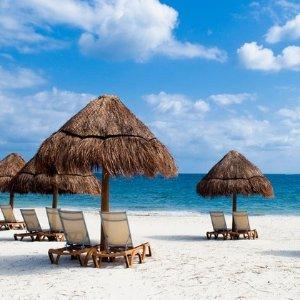 $429起 入住5星全包酒店3晚/5晚墨西哥卡门滩 机票+全包酒店旅行套餐