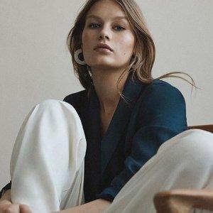 低至6折 通勤小姐姐看过来Massimo Dutti 官网服饰特卖 简约高级感