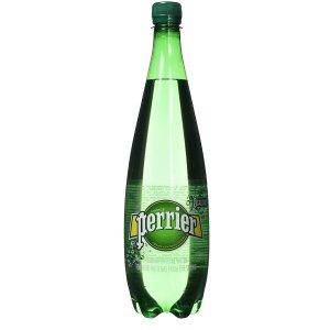 $13.5(原价$15)Perrier 巴黎水 天然气泡水 1000ml*6瓶装