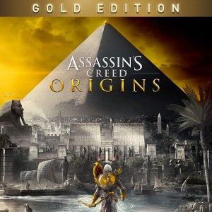 UBISOFTAssassin's Creed Origins Gold Edition on PS4