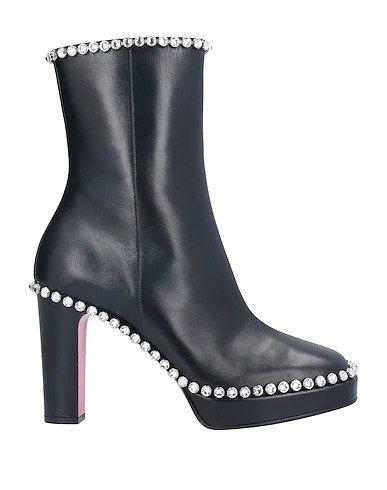 钻石高跟裸靴