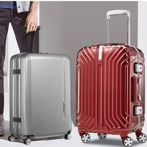 Last Day: Up to 60% Off+ Extra 20% Off Luggage Sale @Samsonite