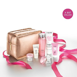 Holiday Skincare Essentials Collection - Only $42.5With Any Lancôme Purchase (A $422 Value!) @ macys.com