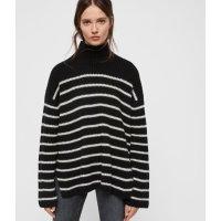 ALLSANTS 条纹羊绒毛衣