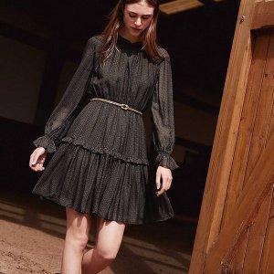 额外6折 €24起收Hallhuber 年末大促 翩翩裙装专区 优雅长裙、休闲碎花裙都有