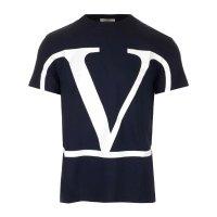 Valentino VLogo Printed T恤