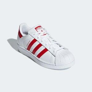 低至3折+包邮 封面$35码全折扣升级:adidas 精选儿童服饰、鞋履全场特卖