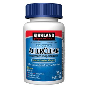 Kirkland Signature AllerClear, 365 Tablets