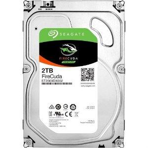 史低价 $69.99 (原价$99.99)手慢无:Seagate FireCuda 2TB 3.5