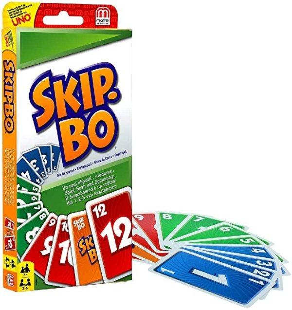 Skip-Bo桌游