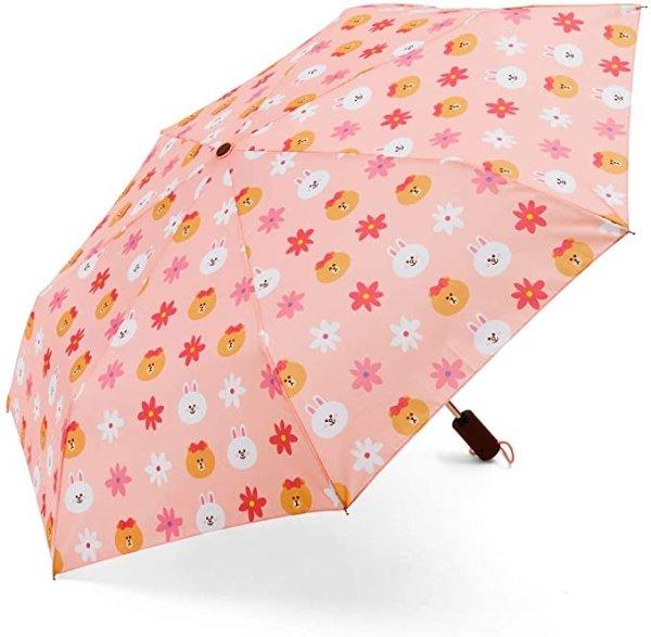 可妮兔 丘可熊 雨伞