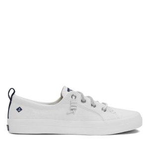 Sperry平底小白鞋
