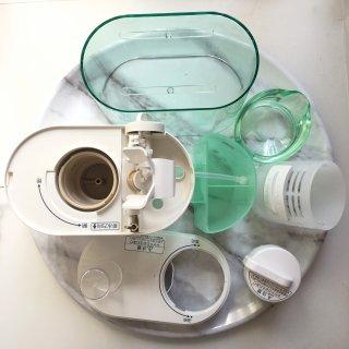 还咽喉清新感受丨松下EW6400咽喉吸入护理器全面测评