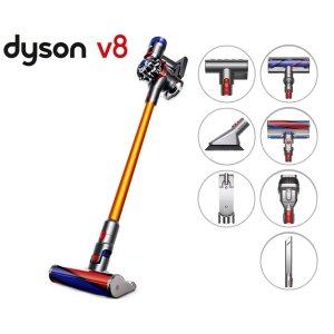 Dyson7种替换头V8 Absolute Cordless 无绳吸尘器