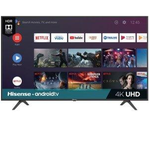 Hisense 55吋 H6500F 系列 4K 超高清 HDR 智能电视
