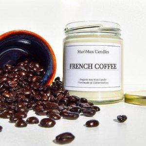 咖啡 香氛蜡烛
