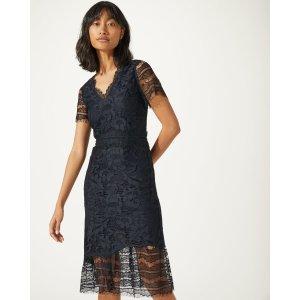 Jigsaw蕾丝连衣裙