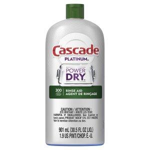 $5.62Cascade 白金系列洗碗机专用烘干亮碟剂