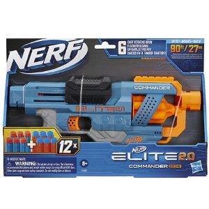 买1送1Nerf Gun 系列玩具促销,真人CS必备