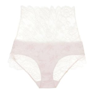 Eve's Temptation3条$39;5条$49经典高腰蕾丝内裤
