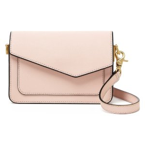 BotkierCobble Hill Mini Leather Convertible Crossbody Bag