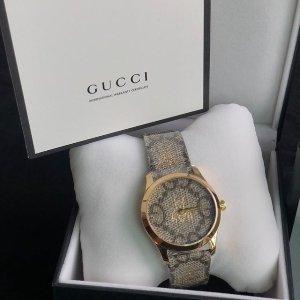低至8.7折+额外7.5折 £373起收Gucci 时装腕表热促 超美月相、花朵、星空款都有