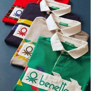 4折优惠 儿童打底衫$9收上新:UCB 儿童冬装热卖 意大利小众品牌 出门不撞衫