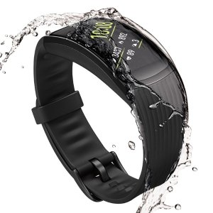 Get $125 Reward eCertificateSamsung Gear Fit 2 Pro Fitness Smartwatch